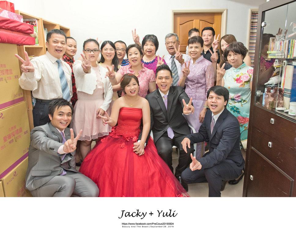 最真實的歡笑與淚水 [Jacky & Yuli 新莊新農園會館](編號:427865) - PreCious波克婚禮攝影工作室 - 結婚吧一站式婚禮服務