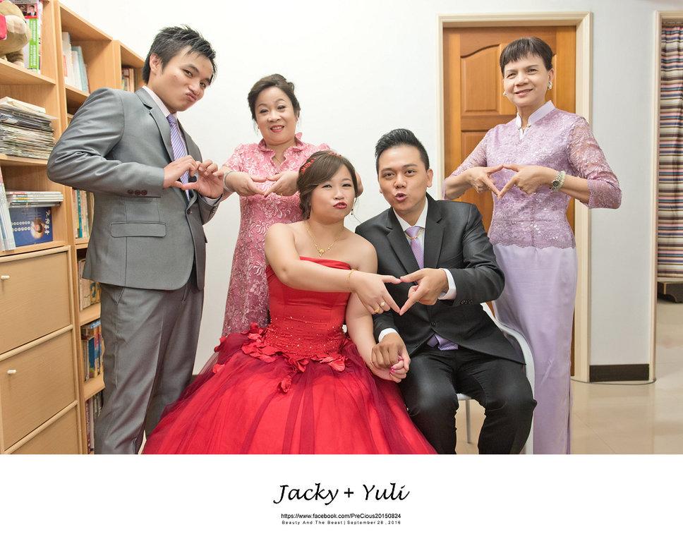 最真實的歡笑與淚水 [Jacky & Yuli 新莊新農園會館](編號:427867) - PreCious波克婚禮攝影工作室 - 結婚吧一站式婚禮服務