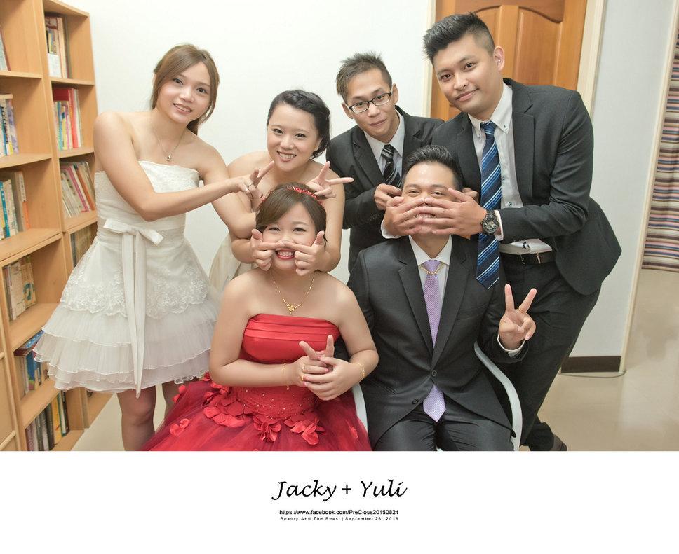 最真實的歡笑與淚水 [Jacky & Yuli 新莊新農園會館](編號:427868) - PreCious波克婚禮攝影工作室 - 結婚吧一站式婚禮服務