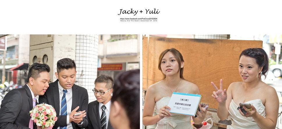 最真實的歡笑與淚水 [Jacky & Yuli 新莊新農園會館](編號:427877) - PreCious波克婚禮攝影工作室 - 結婚吧一站式婚禮服務