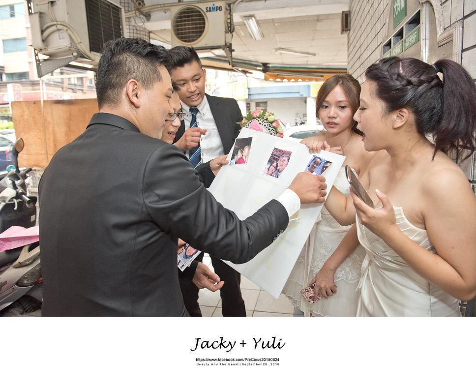 最真實的歡笑與淚水 [Jacky & Yuli 新莊新農園會館](編號:427885) - PreCious波克婚禮攝影工作室 - 結婚吧一站式婚禮服務