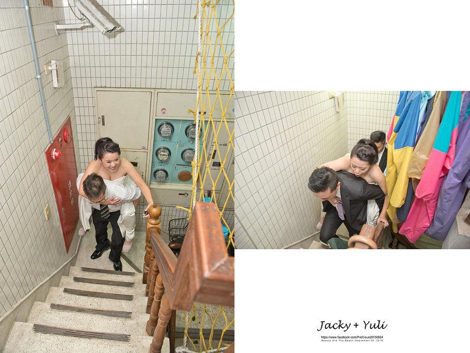 最真實的歡笑與淚水 [Jacky & Yuli 新莊新農園會館](編號:427886) - PreCious波克婚禮攝影工作室 - 結婚吧一站式婚禮服務