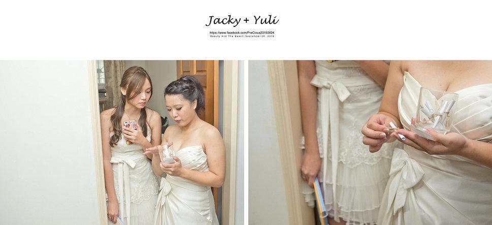 最真實的歡笑與淚水 [Jacky & Yuli 新莊新農園會館](編號:427887) - PreCious波克婚禮攝影工作室 - 結婚吧一站式婚禮服務