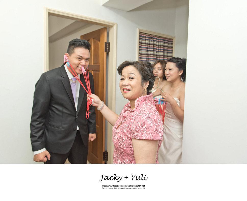 最真實的歡笑與淚水 [Jacky & Yuli 新莊新農園會館](編號:427891) - PreCious波克婚禮攝影工作室 - 結婚吧一站式婚禮服務
