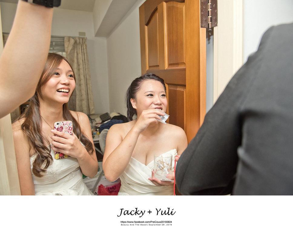最真實的歡笑與淚水 [Jacky & Yuli 新莊新農園會館](編號:427892) - PreCious波克婚禮攝影工作室 - 結婚吧一站式婚禮服務
