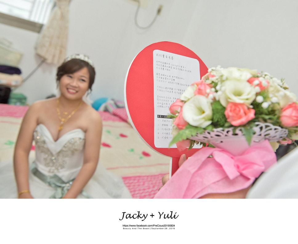最真實的歡笑與淚水 [Jacky & Yuli 新莊新農園會館](編號:427898) - PreCious波克婚禮攝影工作室 - 結婚吧一站式婚禮服務