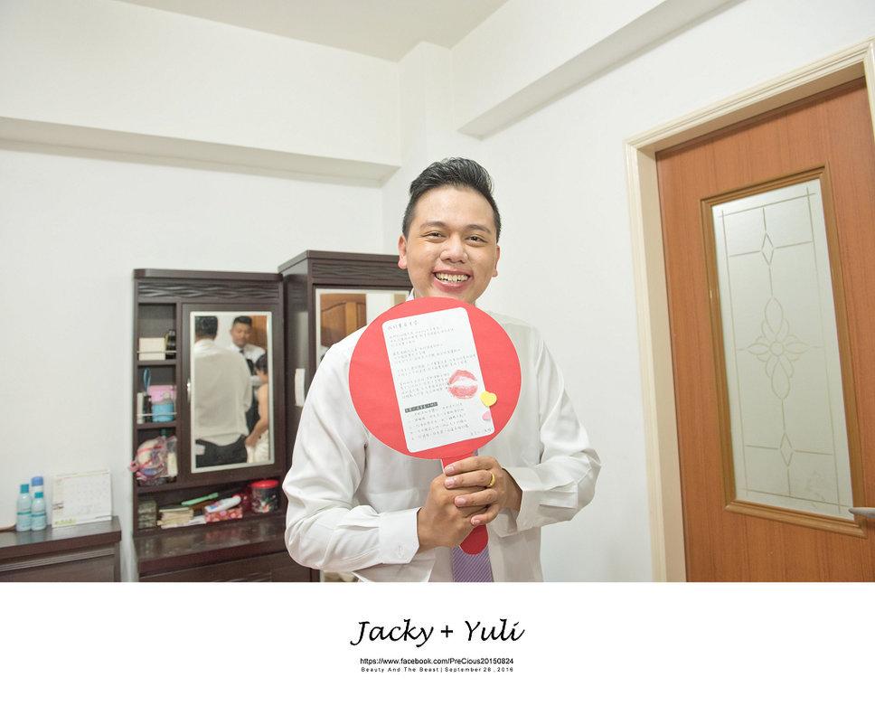最真實的歡笑與淚水 [Jacky & Yuli 新莊新農園會館](編號:427899) - PreCious波克婚禮攝影工作室 - 結婚吧一站式婚禮服務