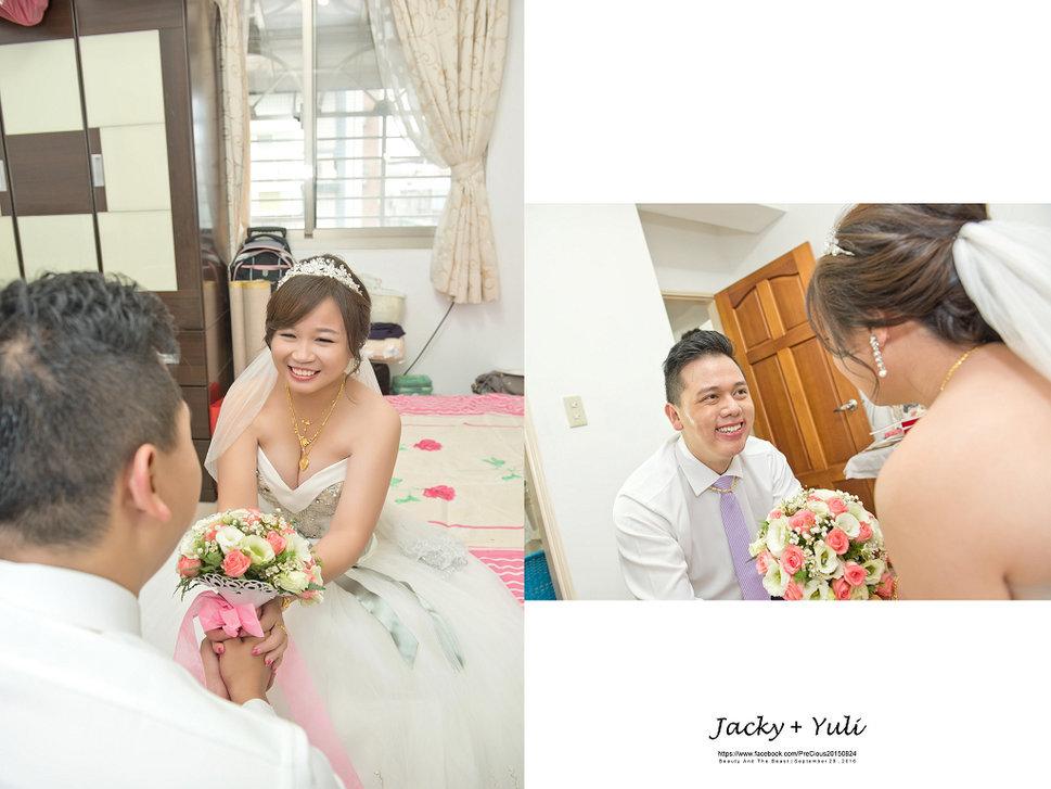 最真實的歡笑與淚水 [Jacky & Yuli 新莊新農園會館](編號:427901) - PreCious波克婚禮攝影工作室 - 結婚吧一站式婚禮服務