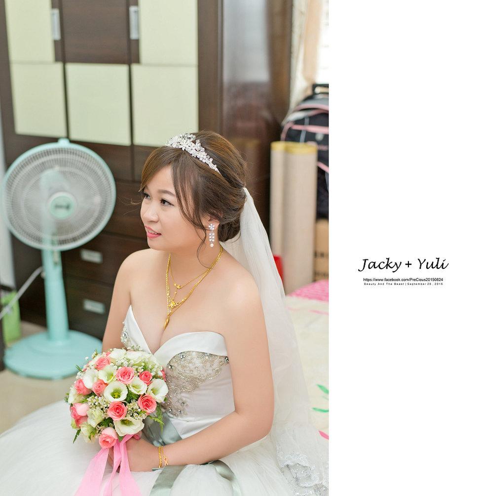最真實的歡笑與淚水 [Jacky & Yuli 新莊新農園會館](編號:427902) - PreCious波克婚禮攝影工作室 - 結婚吧一站式婚禮服務