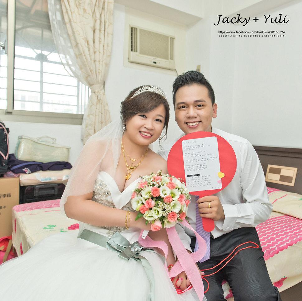 最真實的歡笑與淚水 [Jacky & Yuli 新莊新農園會館](編號:427904) - PreCious波克婚禮攝影工作室 - 結婚吧一站式婚禮服務