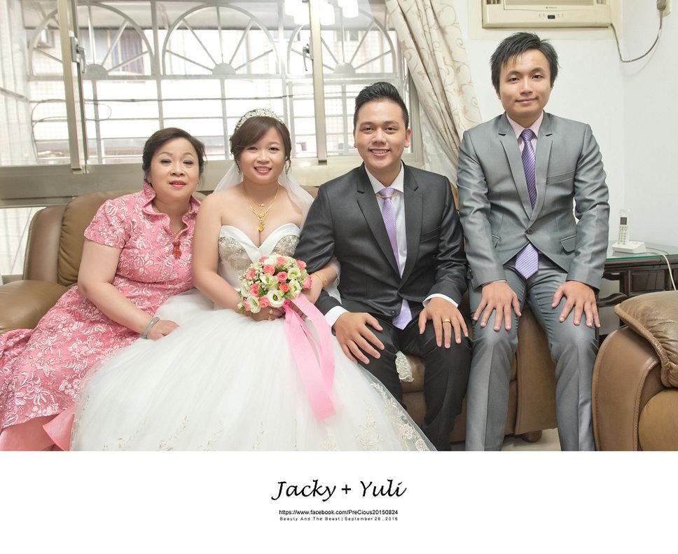 最真實的歡笑與淚水 [Jacky & Yuli 新莊新農園會館](編號:427905) - PreCious波克婚禮攝影工作室 - 結婚吧一站式婚禮服務