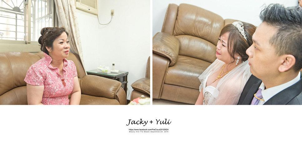 最真實的歡笑與淚水 [Jacky & Yuli 新莊新農園會館](編號:427911) - PreCious波克婚禮攝影工作室 - 結婚吧一站式婚禮服務
