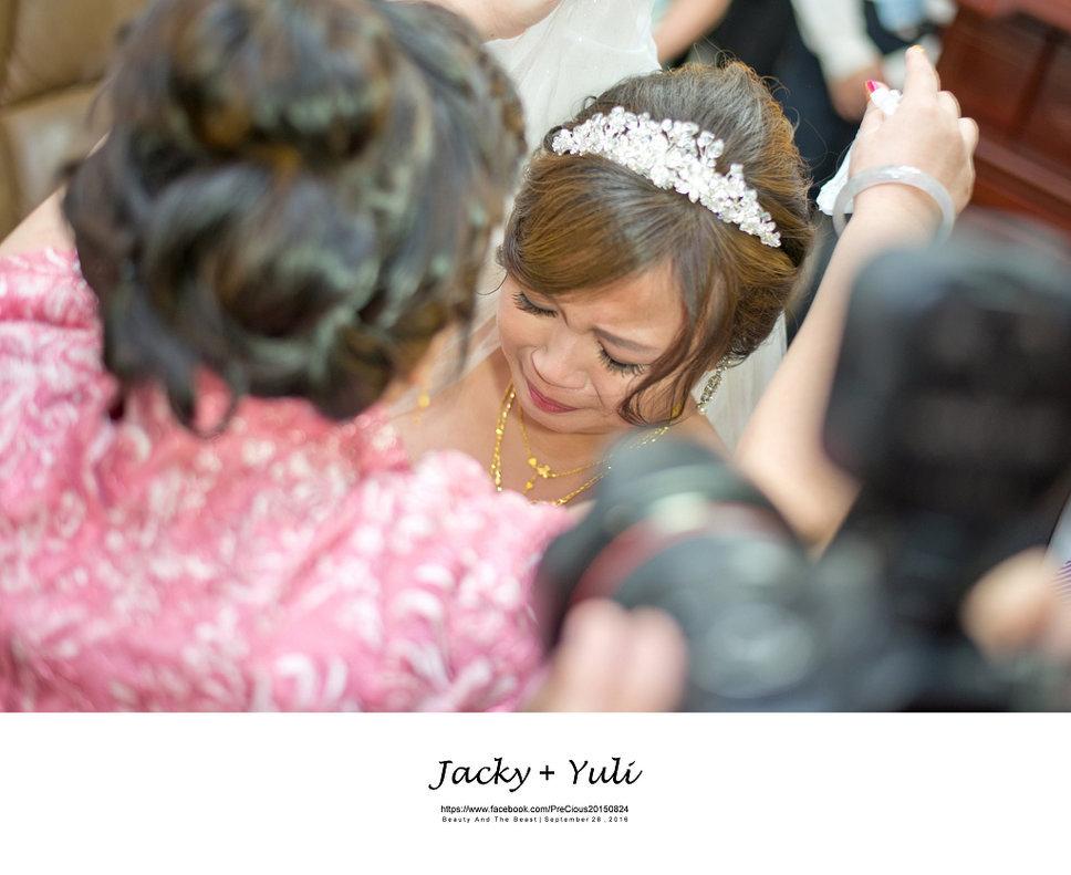 最真實的歡笑與淚水 [Jacky & Yuli 新莊新農園會館](編號:427912) - PreCious波克婚禮攝影工作室 - 結婚吧一站式婚禮服務