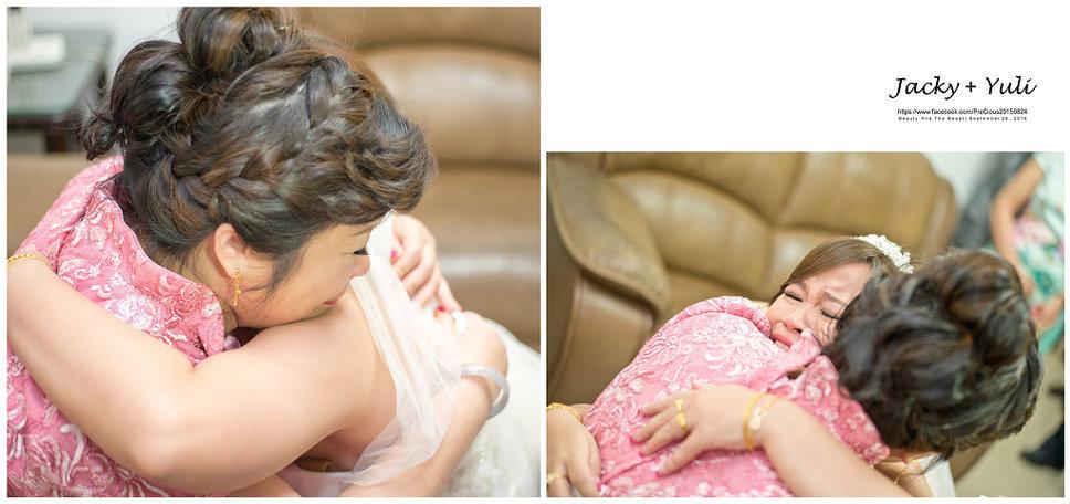 最真實的歡笑與淚水 [Jacky & Yuli 新莊新農園會館](編號:427913) - PreCious波克婚禮攝影工作室 - 結婚吧一站式婚禮服務