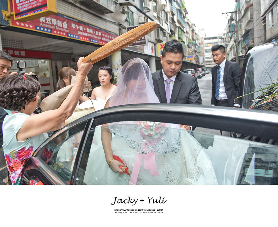 最真實的歡笑與淚水 [Jacky & Yuli 新莊新農園會館](編號:427915) - PreCious波克婚禮攝影工作室 - 結婚吧一站式婚禮服務