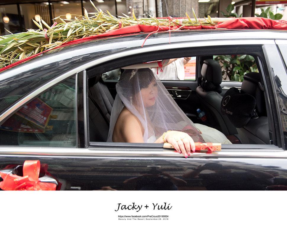 最真實的歡笑與淚水 [Jacky & Yuli 新莊新農園會館](編號:427917) - PreCious波克婚禮攝影工作室 - 結婚吧一站式婚禮服務