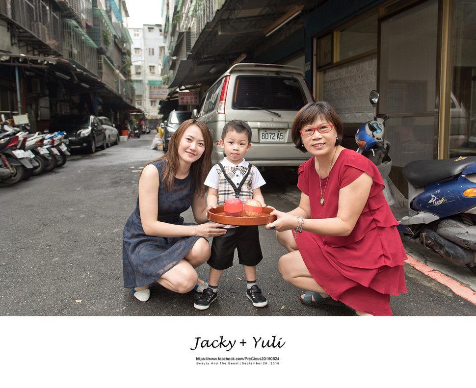 最真實的歡笑與淚水 [Jacky & Yuli 新莊新農園會館](編號:427921) - PreCious波克婚禮攝影工作室 - 結婚吧一站式婚禮服務