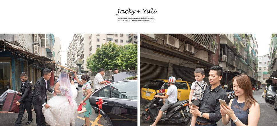 最真實的歡笑與淚水 [Jacky & Yuli 新莊新農園會館](編號:427922) - PreCious波克婚禮攝影工作室 - 結婚吧一站式婚禮服務