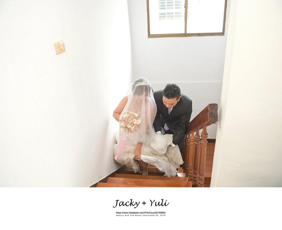 最真實的歡笑與淚水 [Jacky & Yuli 新莊新農園會館](編號:427925) - PreCious波克婚禮攝影工作室 - 結婚吧一站式婚禮服務