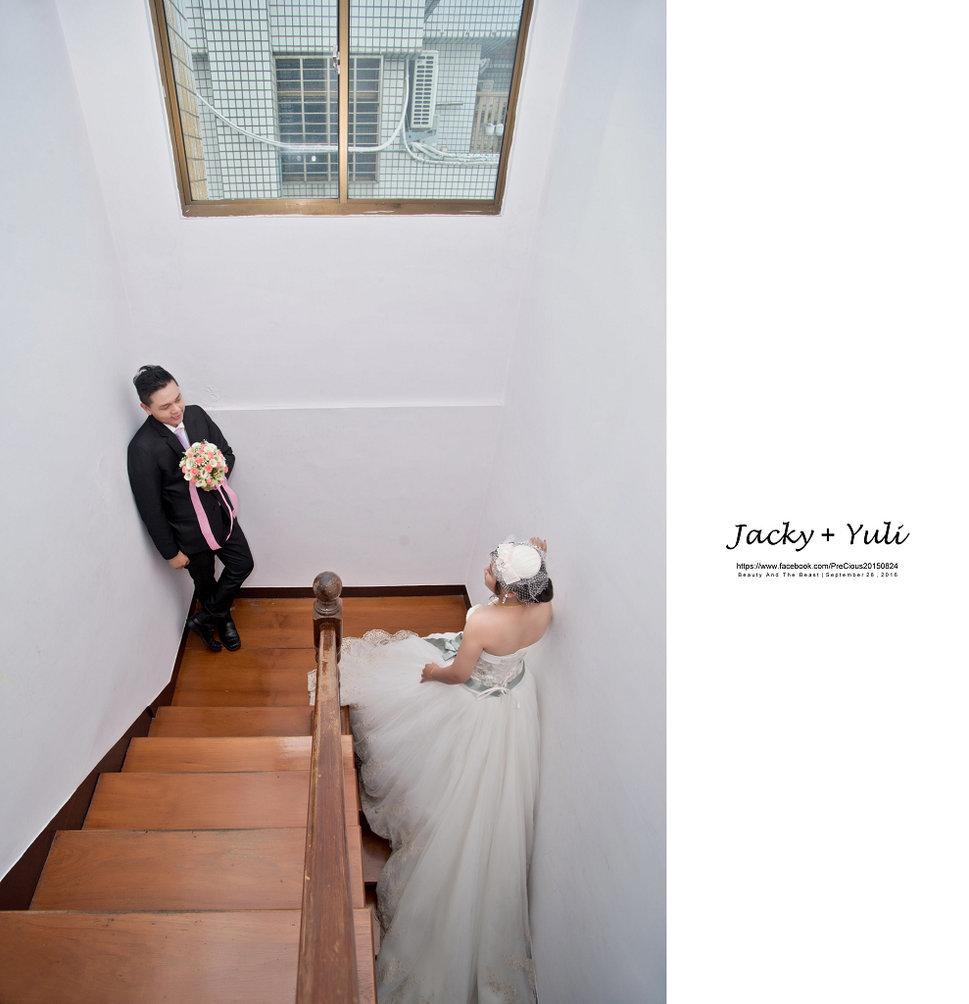 最真實的歡笑與淚水 [Jacky & Yuli 新莊新農園會館](編號:427936) - PreCious波克婚禮攝影工作室 - 結婚吧一站式婚禮服務
