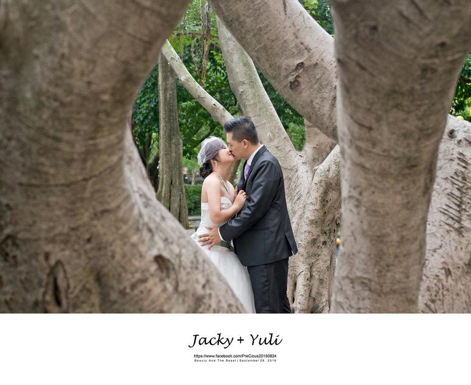 最真實的歡笑與淚水 [Jacky & Yuli 新莊新農園會館](編號:427942) - PreCious波克婚禮攝影工作室 - 結婚吧一站式婚禮服務