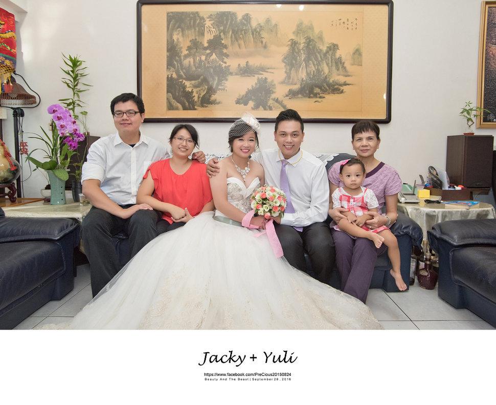 最真實的歡笑與淚水 [Jacky & Yuli 新莊新農園會館](編號:427946) - PreCious波克婚禮攝影工作室 - 結婚吧一站式婚禮服務
