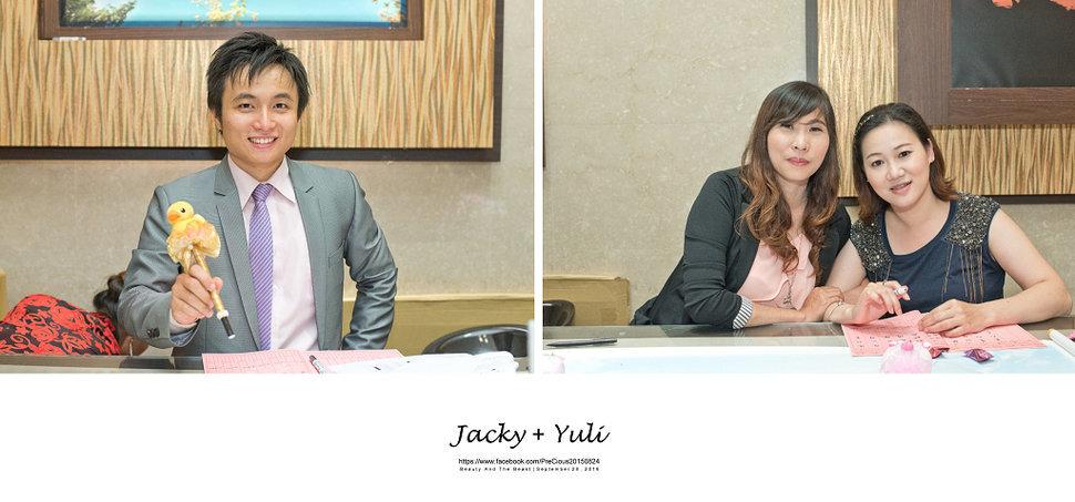 最真實的歡笑與淚水 [Jacky & Yuli 新莊新農園會館](編號:427948) - PreCious波克婚禮攝影工作室 - 結婚吧一站式婚禮服務