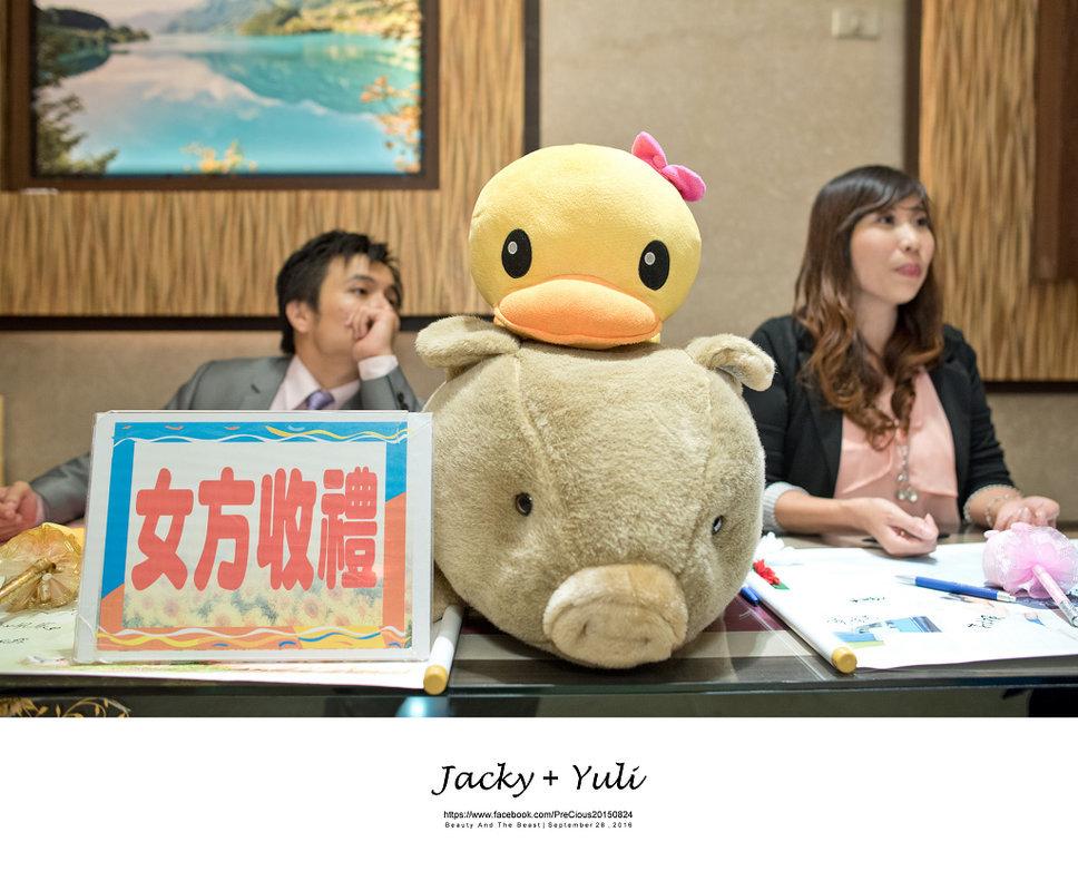 最真實的歡笑與淚水 [Jacky & Yuli 新莊新農園會館](編號:427950) - PreCious波克婚禮攝影工作室 - 結婚吧一站式婚禮服務