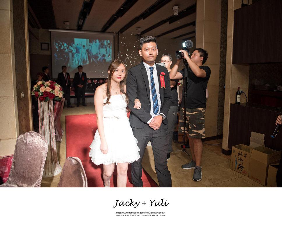最真實的歡笑與淚水 [Jacky & Yuli 新莊新農園會館](編號:427958) - PreCious波克婚禮攝影工作室 - 結婚吧一站式婚禮服務