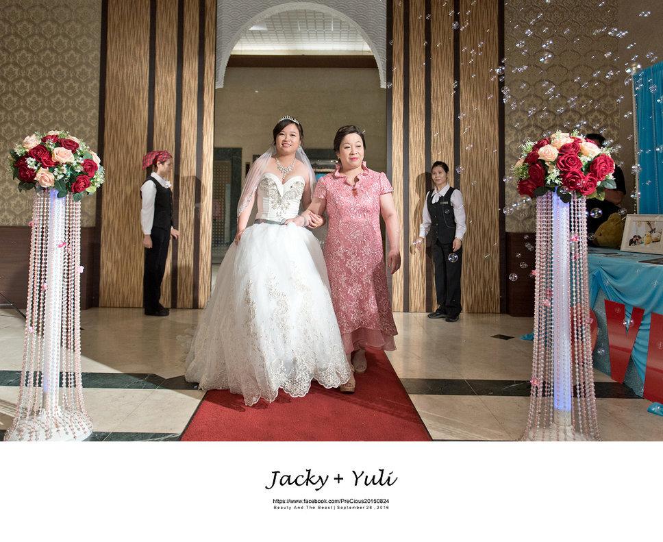 最真實的歡笑與淚水 [Jacky & Yuli 新莊新農園會館](編號:427965) - PreCious波克婚禮攝影工作室 - 結婚吧一站式婚禮服務