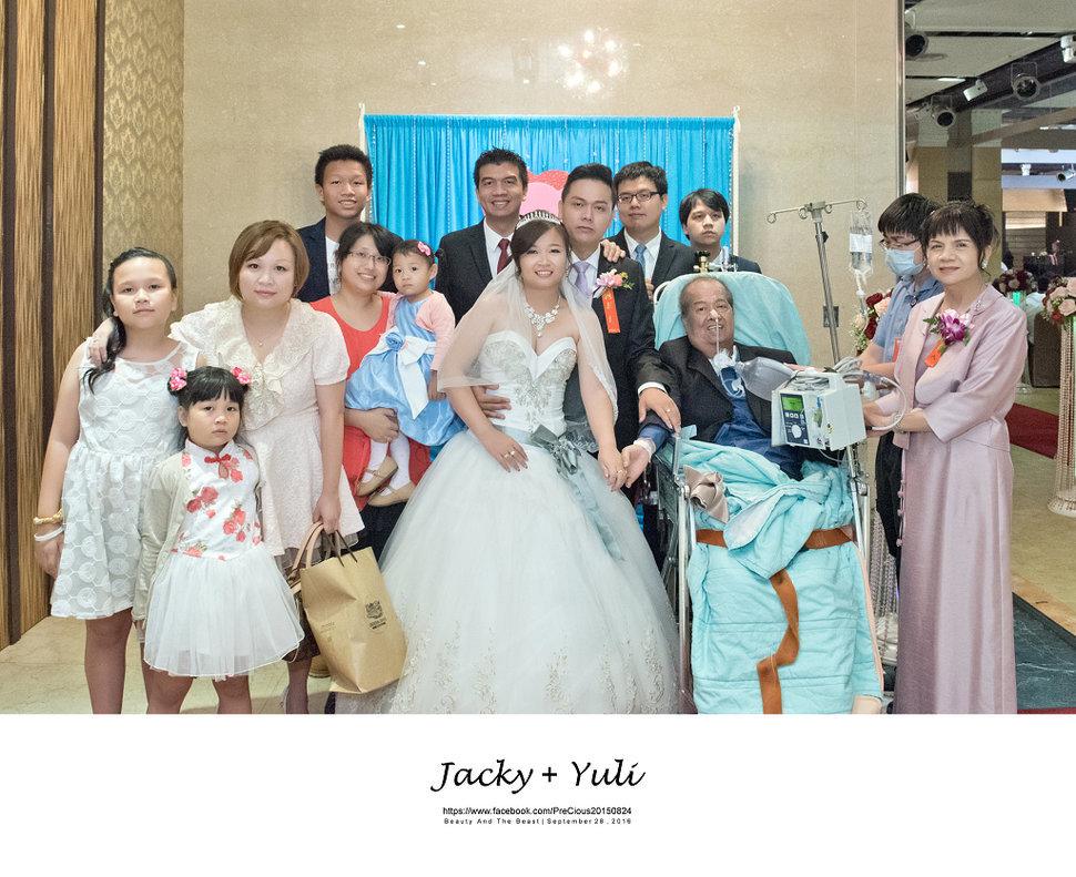 最真實的歡笑與淚水 [Jacky & Yuli 新莊新農園會館](編號:427971) - PreCious波克婚禮攝影工作室 - 結婚吧一站式婚禮服務
