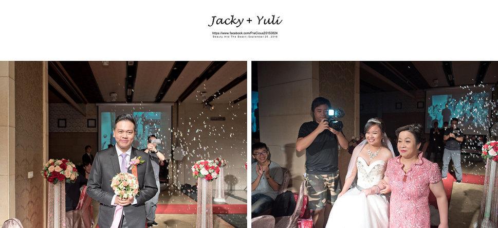 最真實的歡笑與淚水 [Jacky & Yuli 新莊新農園會館](編號:427972) - PreCious波克婚禮攝影工作室 - 結婚吧一站式婚禮服務