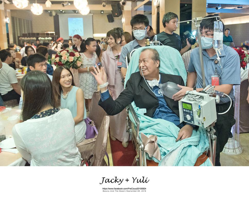 最真實的歡笑與淚水 [Jacky & Yuli 新莊新農園會館](編號:427973) - PreCious波克婚禮攝影工作室 - 結婚吧一站式婚禮服務