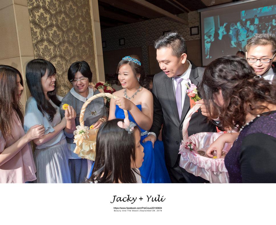 最真實的歡笑與淚水 [Jacky & Yuli 新莊新農園會館](編號:427975) - PreCious波克婚禮攝影工作室 - 結婚吧一站式婚禮服務