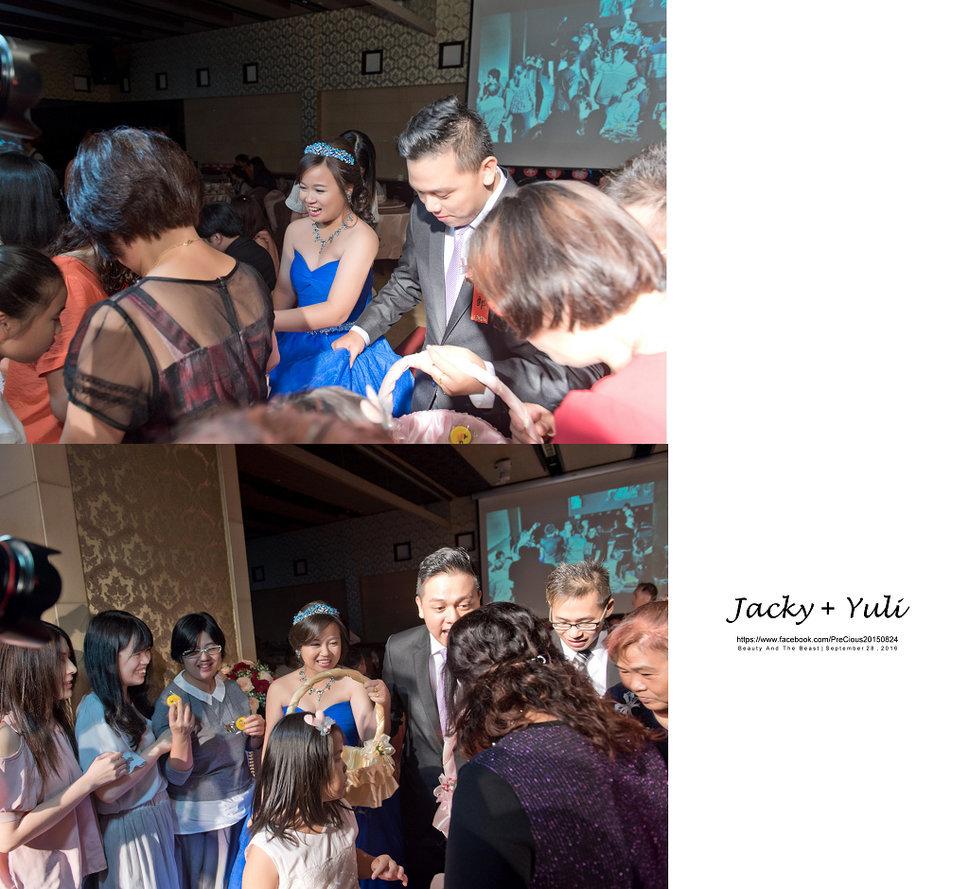最真實的歡笑與淚水 [Jacky & Yuli 新莊新農園會館](編號:427977) - PreCious波克婚禮攝影工作室 - 結婚吧一站式婚禮服務