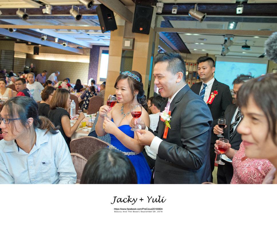 最真實的歡笑與淚水 [Jacky & Yuli 新莊新農園會館](編號:427981) - PreCious波克婚禮攝影工作室 - 結婚吧一站式婚禮服務
