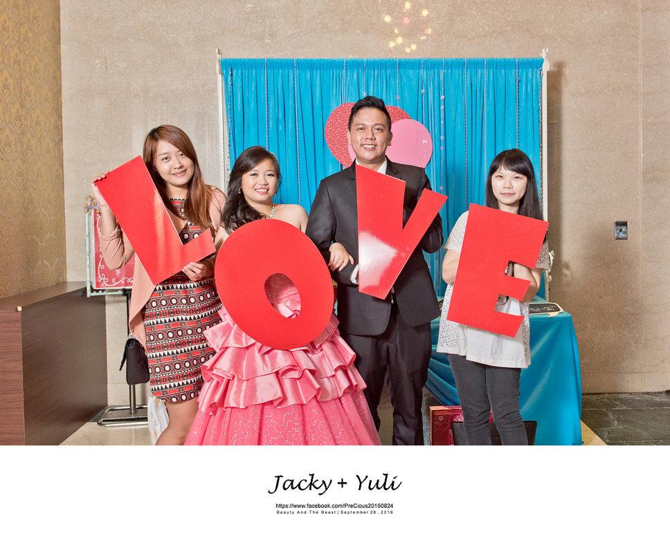 最真實的歡笑與淚水 [Jacky & Yuli 新莊新農園會館](編號:427990) - PreCious波克婚禮攝影工作室 - 結婚吧一站式婚禮服務