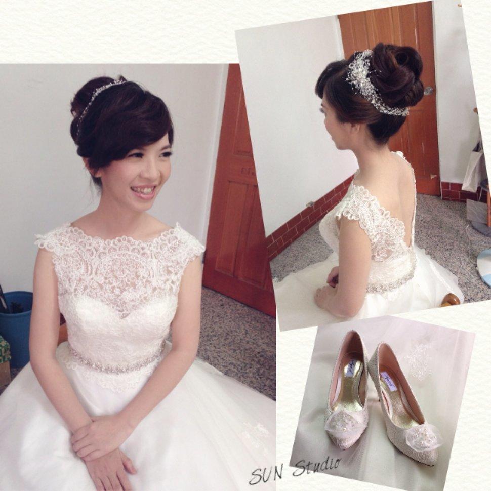 【SUN Studio新娘秘書】婚宴造型-麗雲(編號:428156) - SUN Studio-珊珊 新娘秘書 - 結婚吧一站式婚禮服務平台