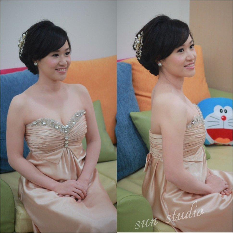 【SUN Studio新娘秘書】婚宴造型-貝珊(編號:428576) - SUN Studio-珊珊 新娘秘書 - 結婚吧一站式婚禮服務平台