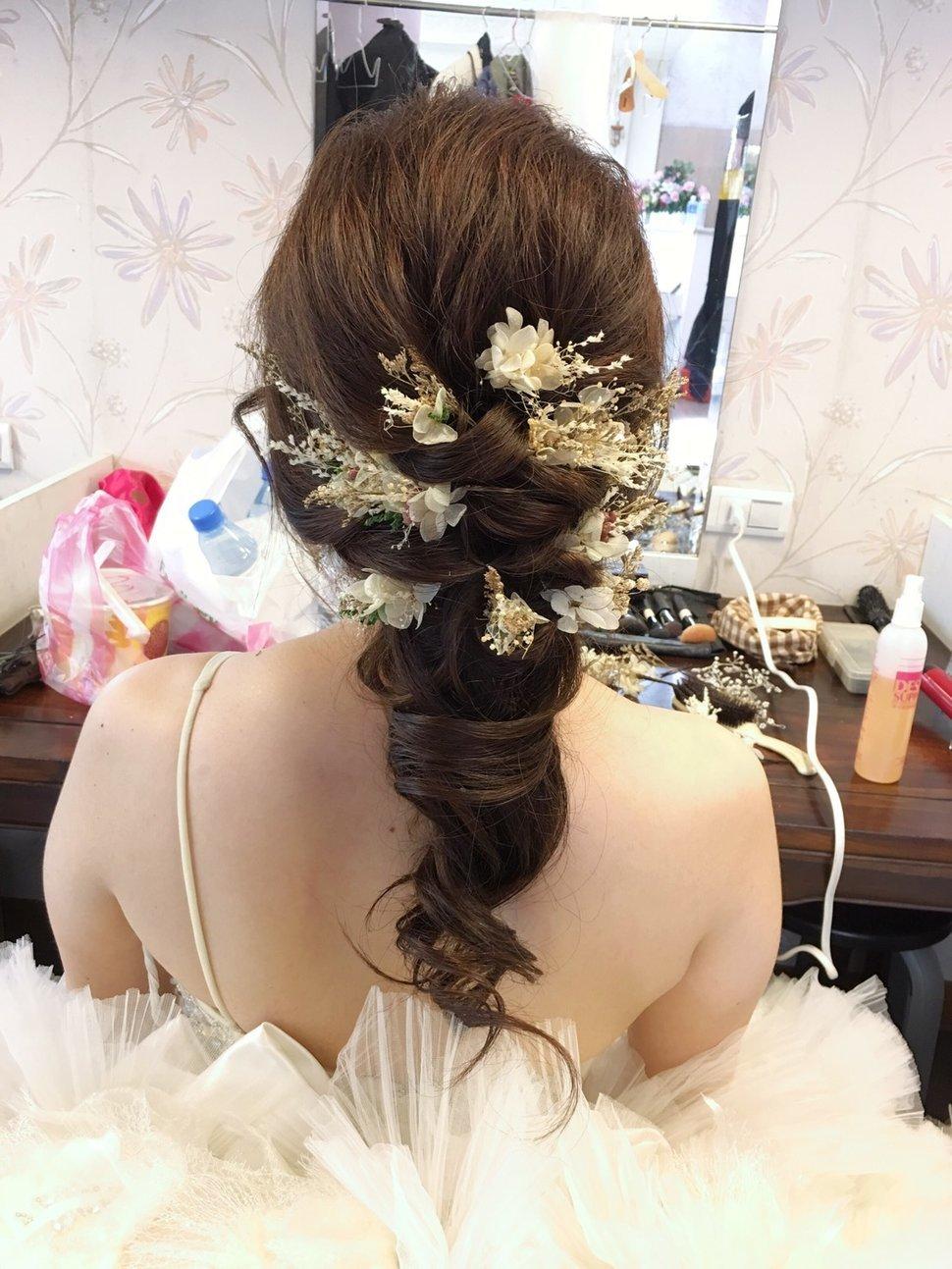 【工事-臻。】好喜翻!!(編號:429034) - 整體造形師-瑩榛 春之嫁衣 - 結婚吧一站式婚禮服務平台