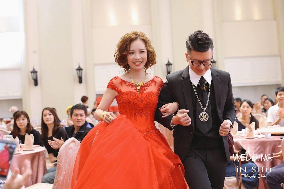 105-10-2婚禮紀錄(編號:429120) - 隱室攝影工作室(安室) - 結婚吧一站式婚禮服務平台