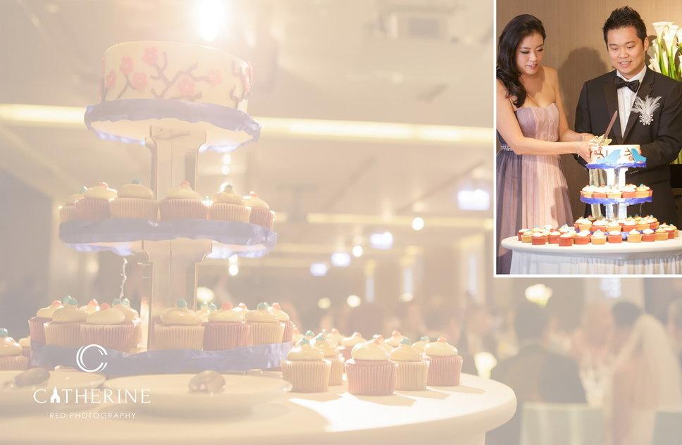 [凱瑟琳]華爾滋浪漫婚禮05 - 凱瑟琳婚紗攝影 - 結婚吧一站式婚禮服務平台