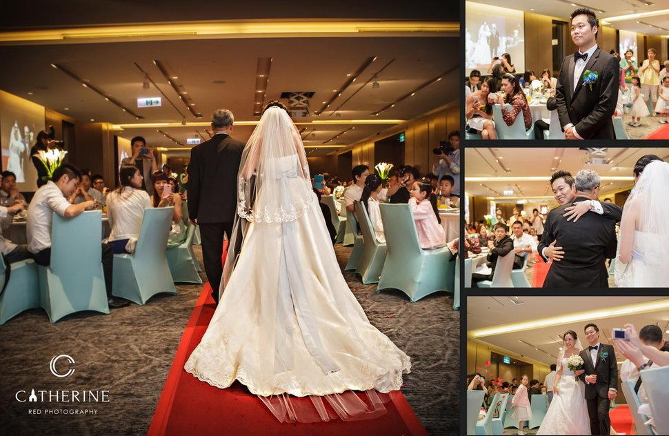 [凱瑟琳]華爾滋浪漫婚禮06 - 凱瑟琳婚紗攝影 - 結婚吧一站式婚禮服務平台