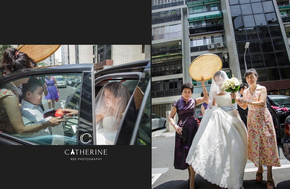 [凱瑟琳]華爾滋浪漫婚禮13 - 凱瑟琳婚紗攝影 - 結婚吧一站式婚禮服務平台