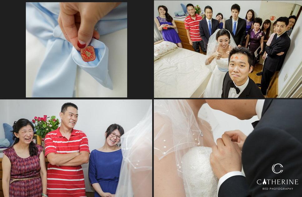 [凱瑟琳]華爾滋浪漫婚禮19 - 凱瑟琳婚紗攝影 - 結婚吧一站式婚禮服務平台
