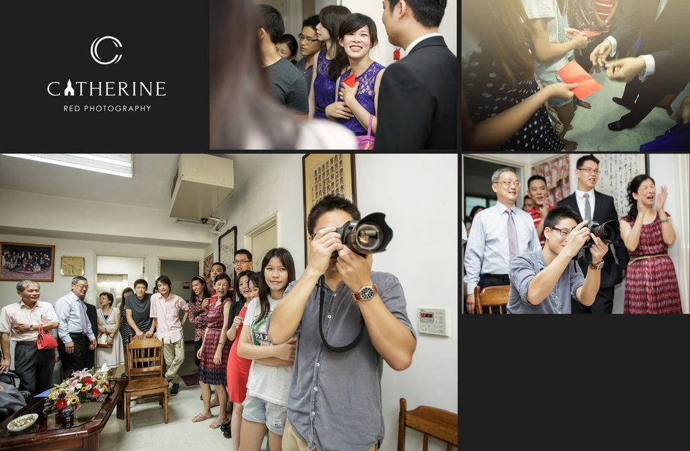 [凱瑟琳]華爾滋浪漫婚禮20 - 凱瑟琳婚紗攝影 - 結婚吧一站式婚禮服務平台