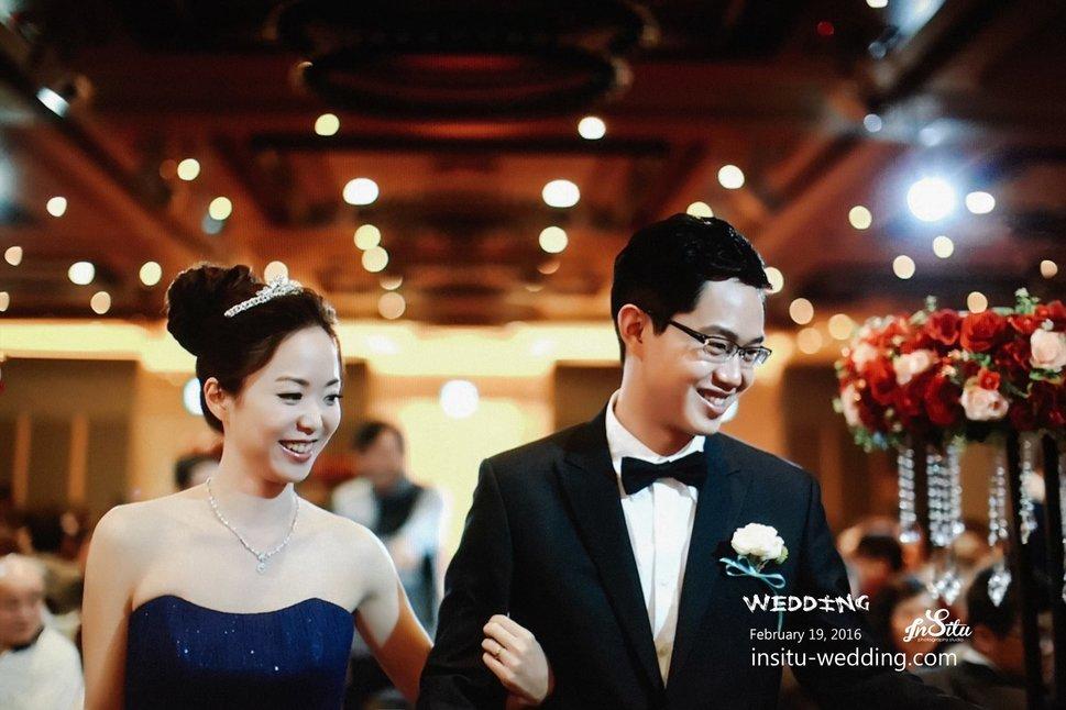 105-2-19婚禮紀錄(編號:429846) - 隱室攝影工作室(安室) - 結婚吧一站式婚禮服務平台