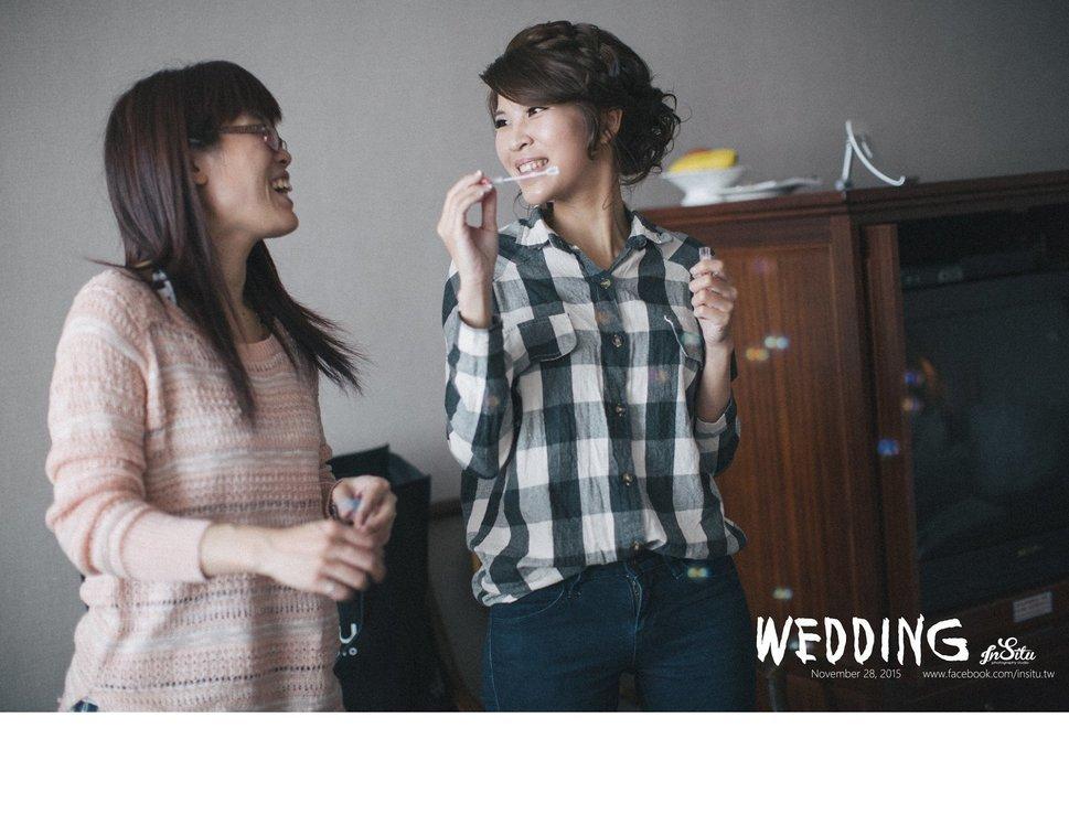 104-11-28婚禮紀錄(編號:429911) - 隱室攝影工作室(安室) - 結婚吧一站式婚禮服務平台