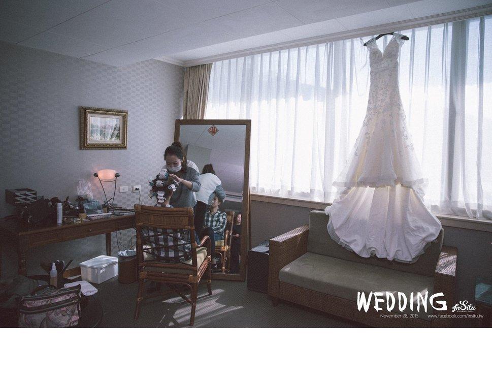 104-11-28婚禮紀錄(編號:429922) - 隱室攝影工作室(安室) - 結婚吧一站式婚禮服務平台
