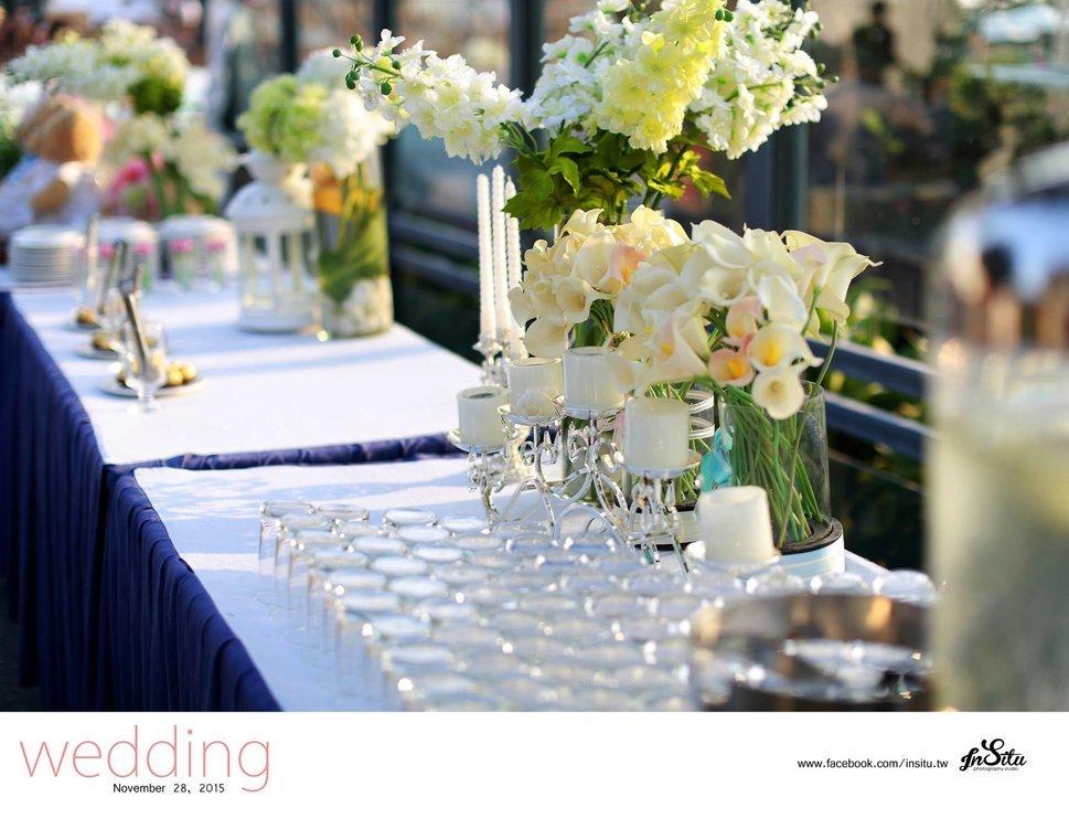 104-11-28婚禮紀錄(編號:429926) - 隱室攝影工作室(安室) - 結婚吧一站式婚禮服務平台